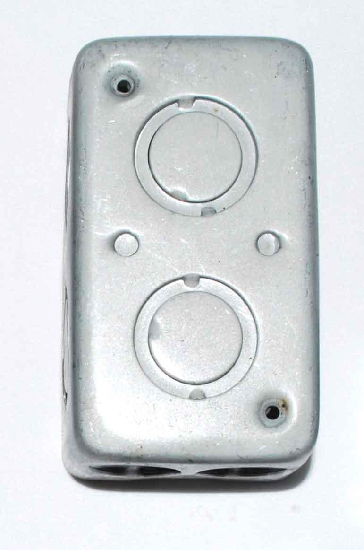Caja Chapa 10×5 Rectangular Semipesada X 100 Uni